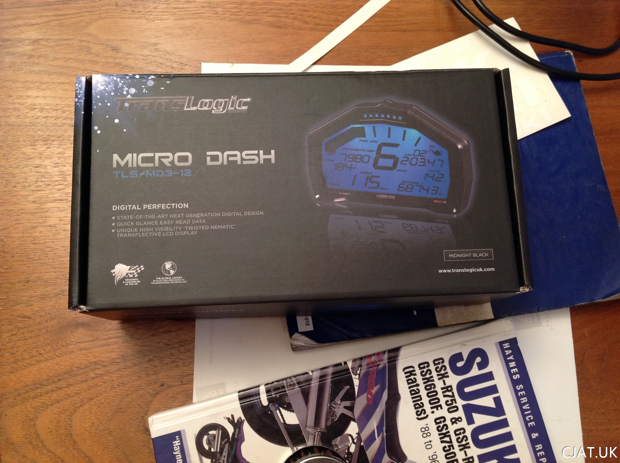 15. New Speedo – Translogic MircoDash3