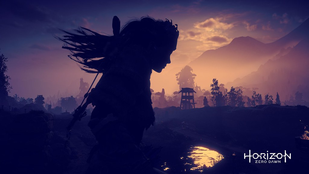 Horizon Zero Dawn Photo Mode: Ladyriven