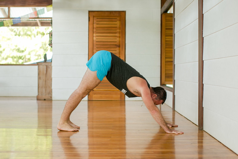 How to practice yoga - http://YogiAaron.com