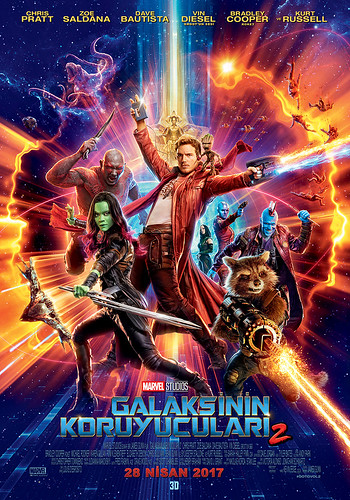 Galaksinin Koruyucuları 2 - Guardians of the Galaxy Vol. 2 (2017)