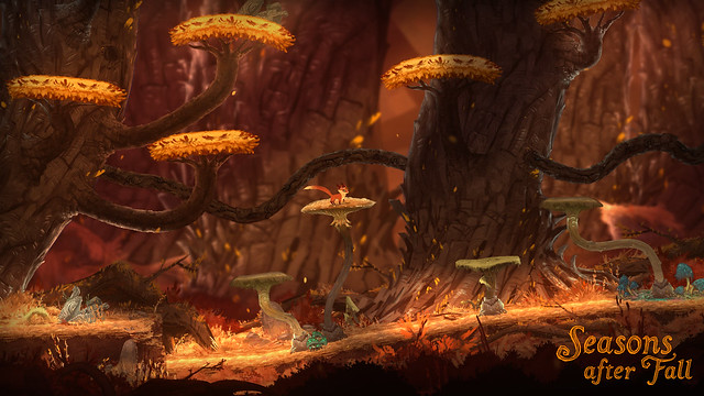 Seasons After Fall - Screenshot