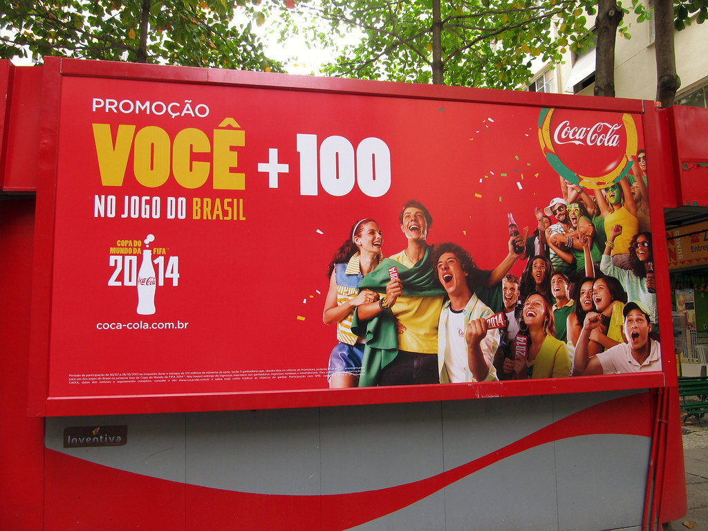 coca cola in brazil Gladiator- an energy drink available in mexico and brazil  this water - coca-cola is a 58% shareholder in parent company innocent drinks.