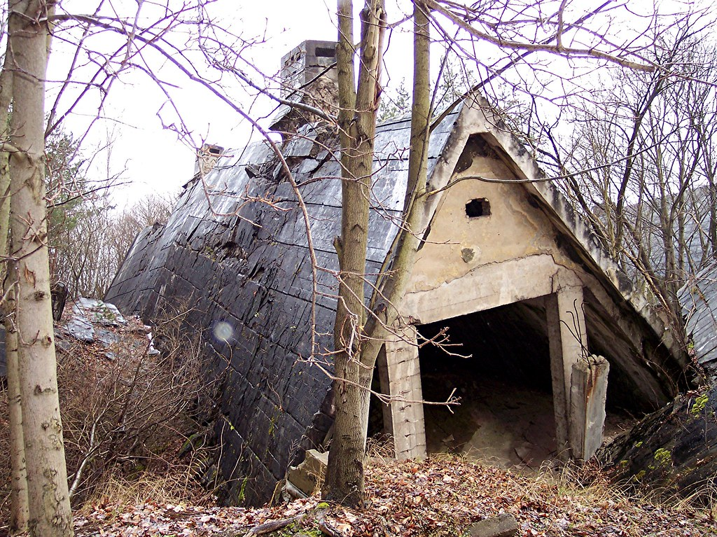 Bunker Wünsdorf / Niderlehme