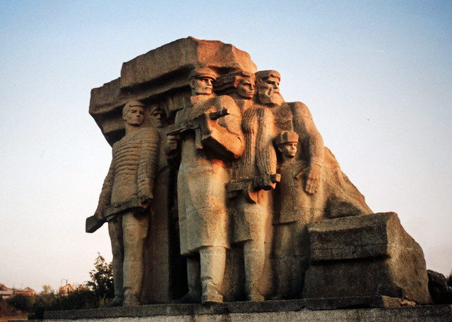 Monument to the Partisans of Odessa
