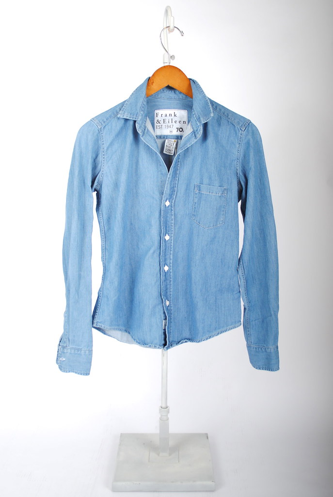 Barry Shirt - Decades Denim (70's)
