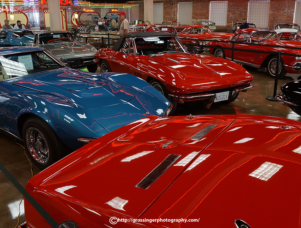Nocona Texas Classic Cars Corvette Heaven Joe Grossinger Flickr - Nocona car show