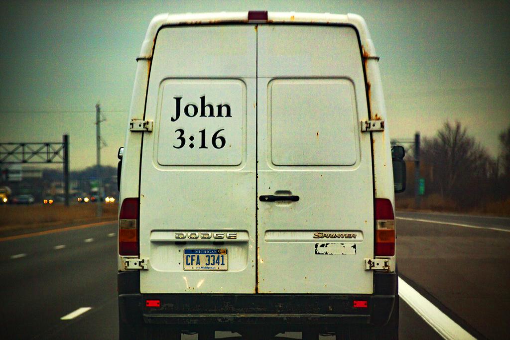 John 3 16--Romulus