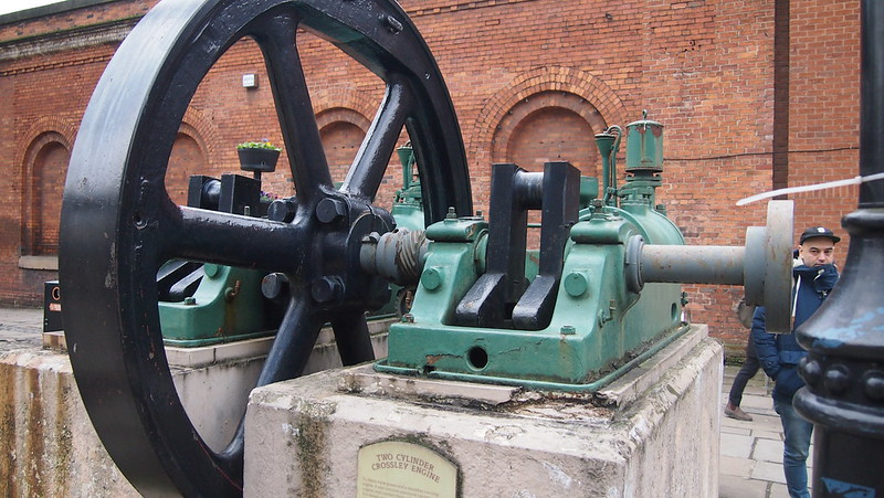2017/2/12 Manchester Museum of Industrial and Science