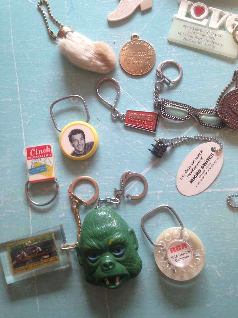 Key Ring Chronicles: Benny Binion's Horseshoe Club Fob - McSweeney's