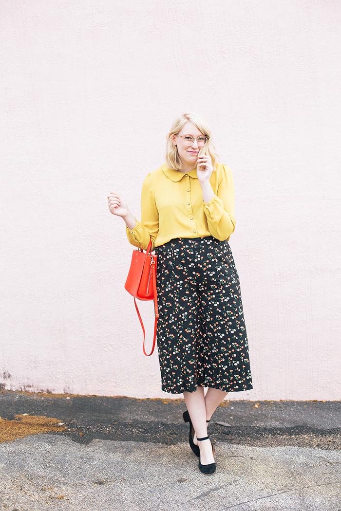 austin fashion blog modcloth culottes7
