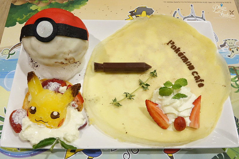 pokemon cafe cream puff
