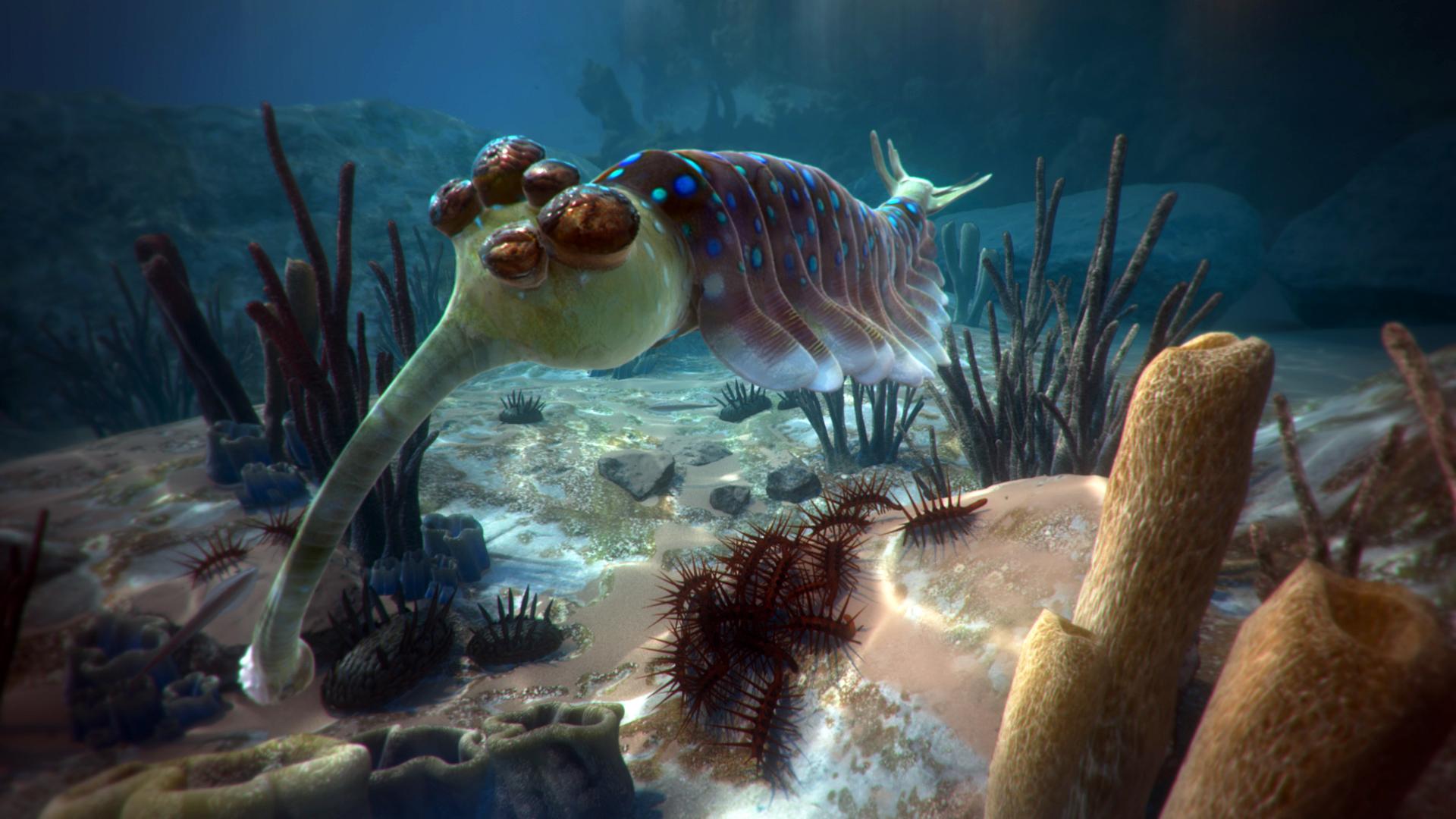 Sumérgete en las profundidades del océano con las experiencias de realidad virtual de Alchemy VR, disponible desde hoy para PlayStation VR