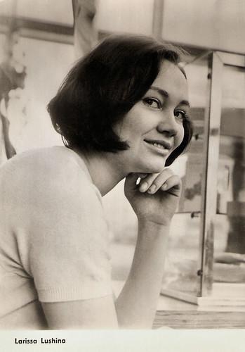 Larisa Luzhina
