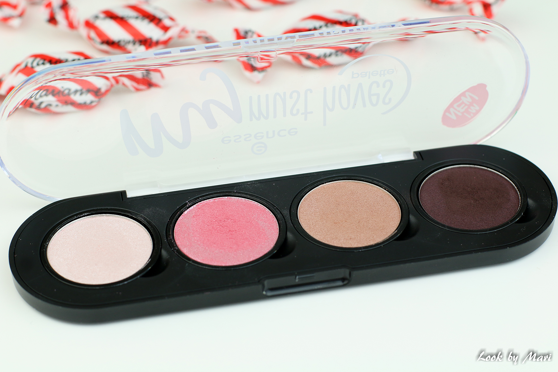 10 essence single eyeshadows review my palette four kokemuksia yksittäiset luomivärit