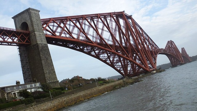 Forth Rail Bridge 02