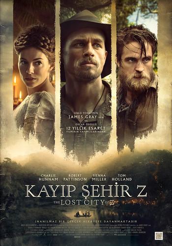 Kayıp Z Şehri - Lost City of Z