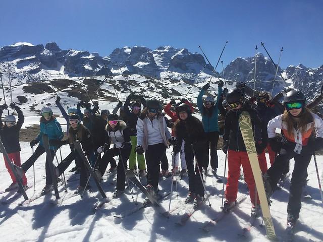 Ski Trip 2017