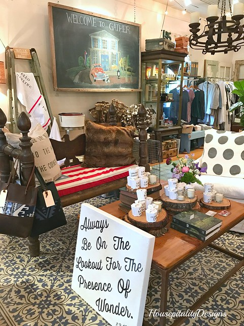 Gather Shop-Midlothian VA-Housepitality Designs