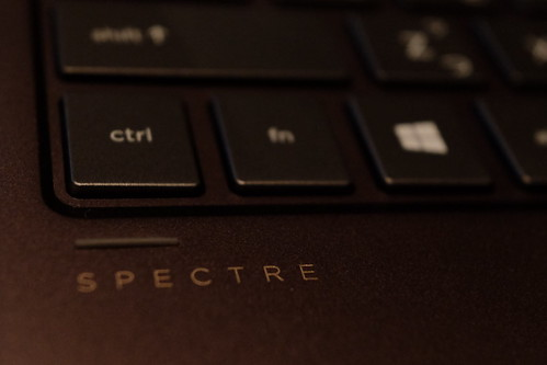 HP Spectre x360 NotePC performance model 15