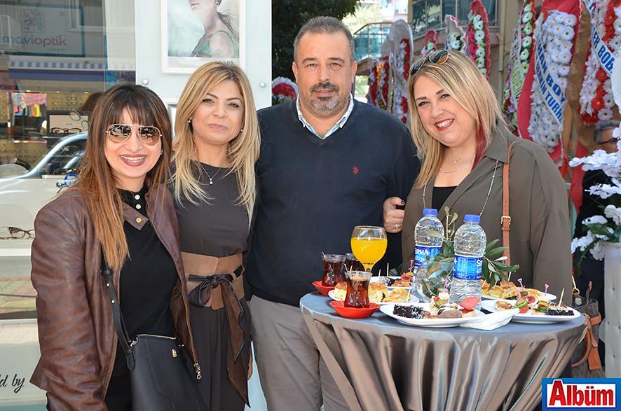 Aynur Özcan, Selma Yelken, Osman Pala, Melike Pala