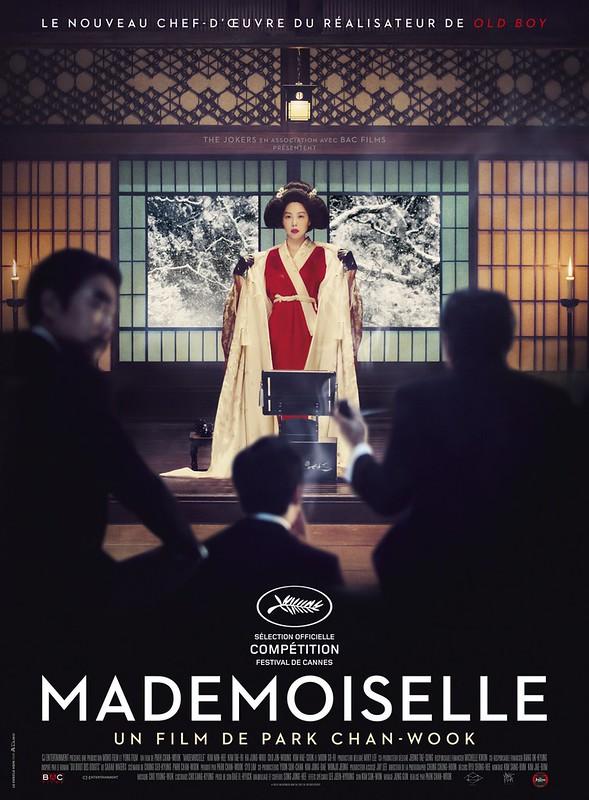 The Handmaiden - Poster 3