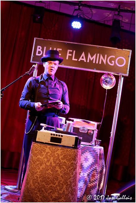 DJ Blue Flamingo 78