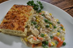 Biscuit Crust Chicken Pot Pie By Jeffreyw