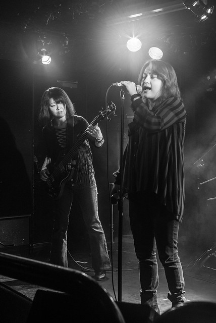 No limits live at 獅子王, Tokyo, 15 Apr 2017 -00058