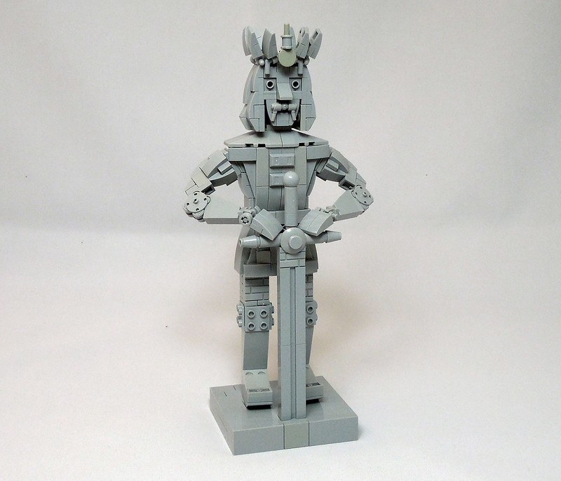 LEGO® MOC by Vitreolum: Stefan Al' Mare