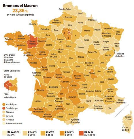 17d25 La Francia de Macron tras 1ª vuelta presidencial Uti 465