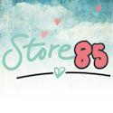 Store85 is dé webshop met trendy kinder(kamer)accessoires & lifestyle artikelen voor hippe kids! Met merken als Bloomingville, Meyco, Petit Juul en veel meer. Elke bestelling is een feestje, daarom wordt jouw bestelling met veel liefde verpakt!