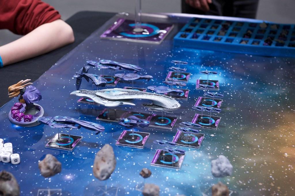 Spartan games, Galo Fleet Battle