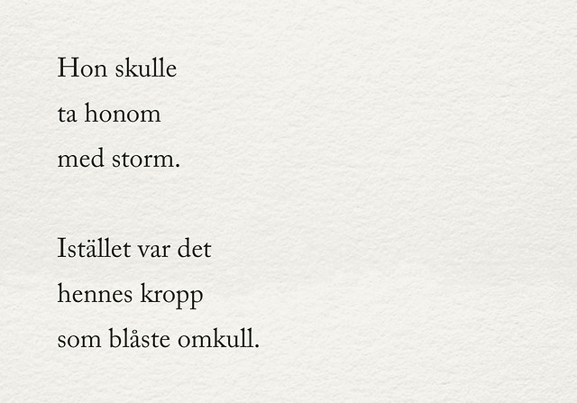 med storm