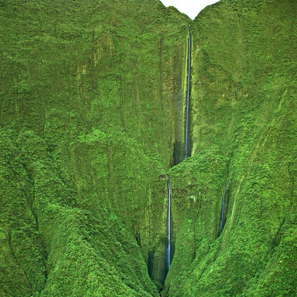 Honokohau Fall @ Maui