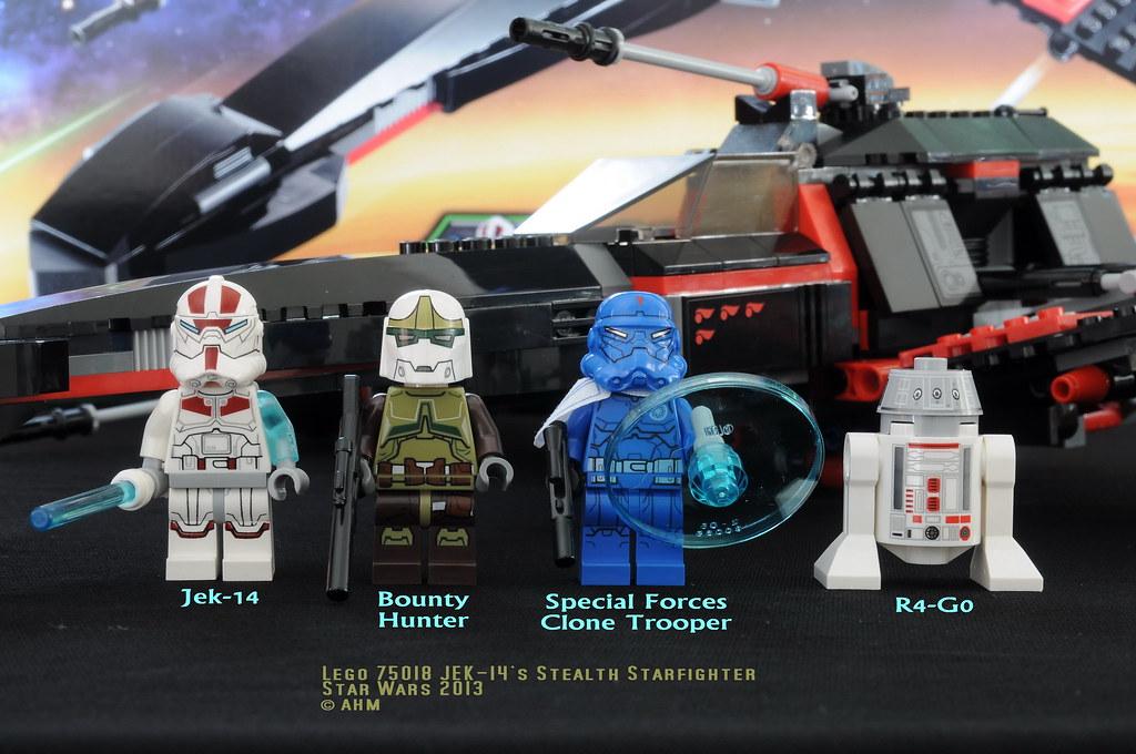 Lego 75018 – Jek-14's Stealth Starfighter   i Brick City