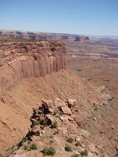 29 Uitkijkpunt Canyonlands