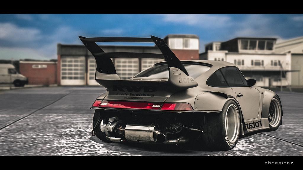 Rauh Welt Begriff Rwb Porsche 993 Gran Turismo 5