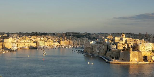 Malta: Valetta