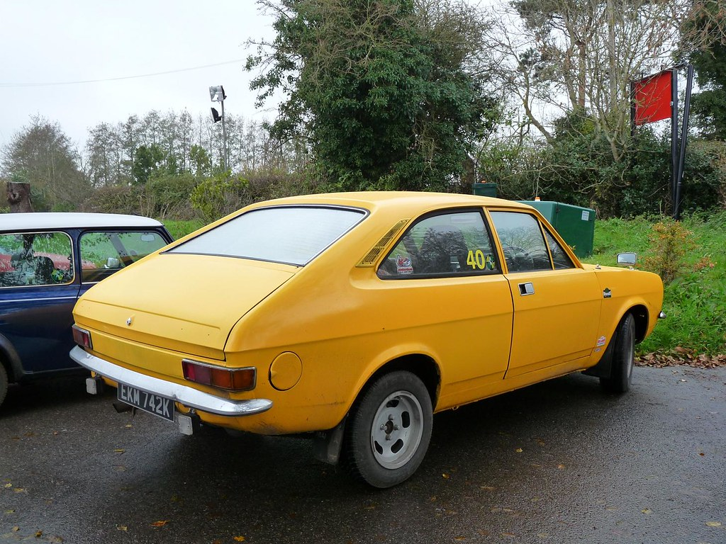 ... Marina Coupe 1972 | Seen at Goudhurst Kent on a Black… | Flickr