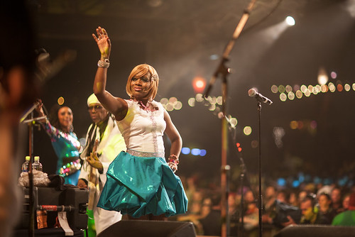 MMF2013 - Chic featuring Nile Rodgers | by Aunty Meredith