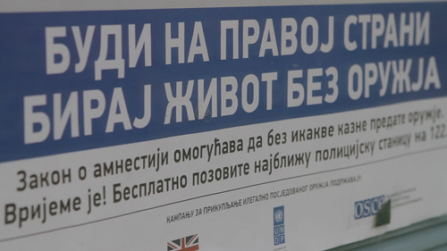 Choose Life without Weapons | by UNDP in Europe and Central Asia