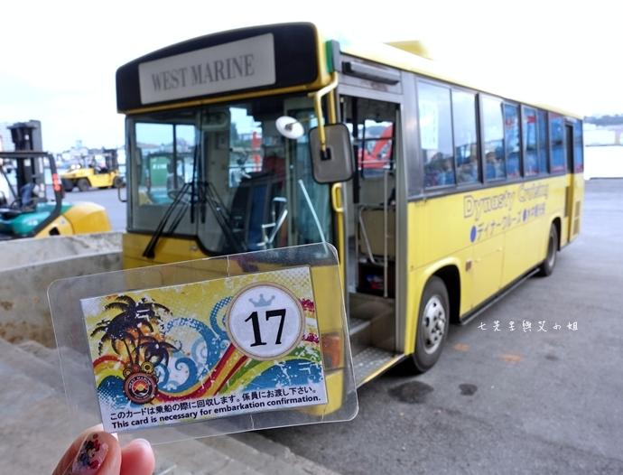 31 沖繩自由行 那霸一日遊 波上宮、波之上海灘、海底觀光遊覽船、白鯨號夕陽遊輪晚餐