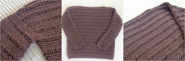 Malana beach top - FREE PATTERN