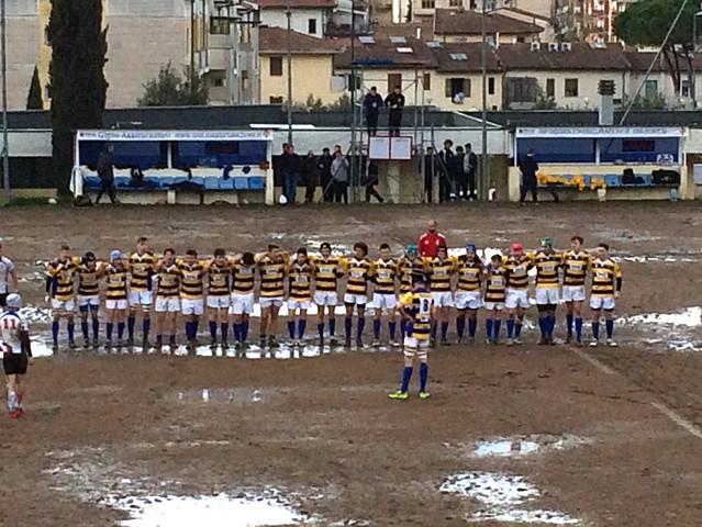 UNDER 16 - Stagione 2016/17 - Prato Sesto vs RPFC (Foto Bianconcini)