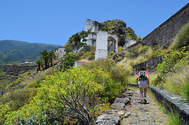 Los Molinos, Santa Cruz, La Palma