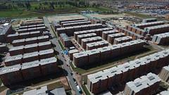 En 225,3% aumentó el área licenciada de viviendas  (VIS) en Bogotá