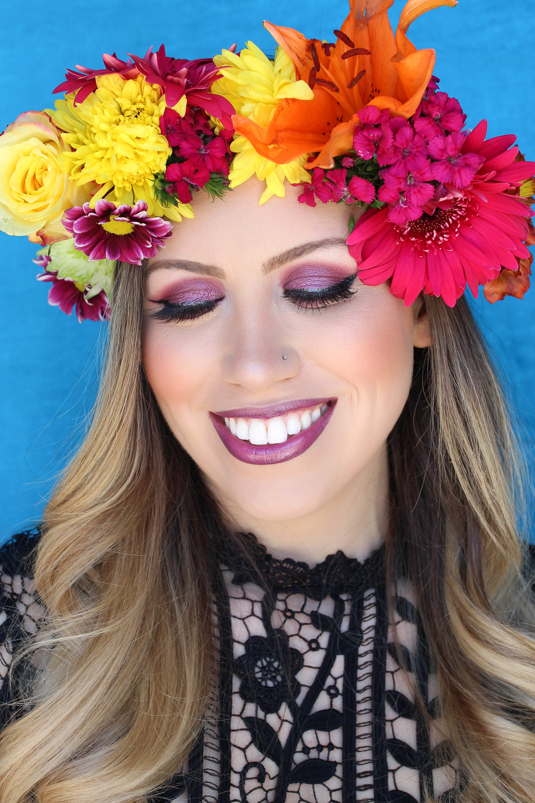 How To Make A Flower Crown Living After Midnite