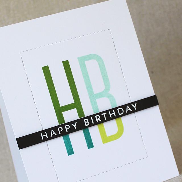 Happy Birthday Quad 2