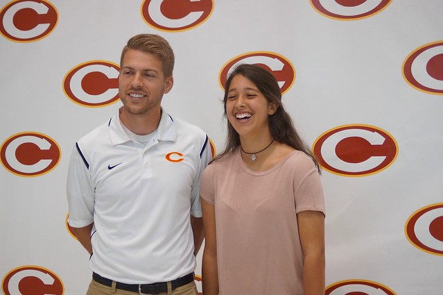 CCHS Spring Signing Day 2017