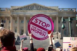 Stop The War On Women | by Lorie Shaull